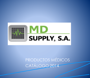 CATALOGO MD SUPPLY, S.A. 2014
